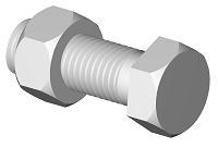F276 Hex Head Bolt