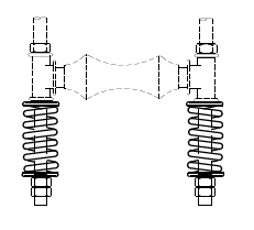 Figure 478 Cushion Spring Assembly